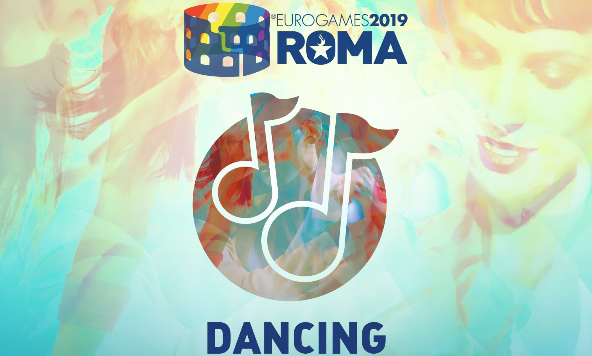 Dancing at EuroGames Rome 2019